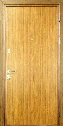 ламинированные металлические двери выбор